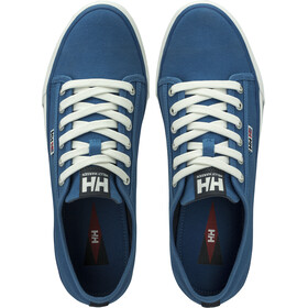 Helly Hansen Fjord Canvas V2 Kengät Miehet, vallarta blue/dark slate